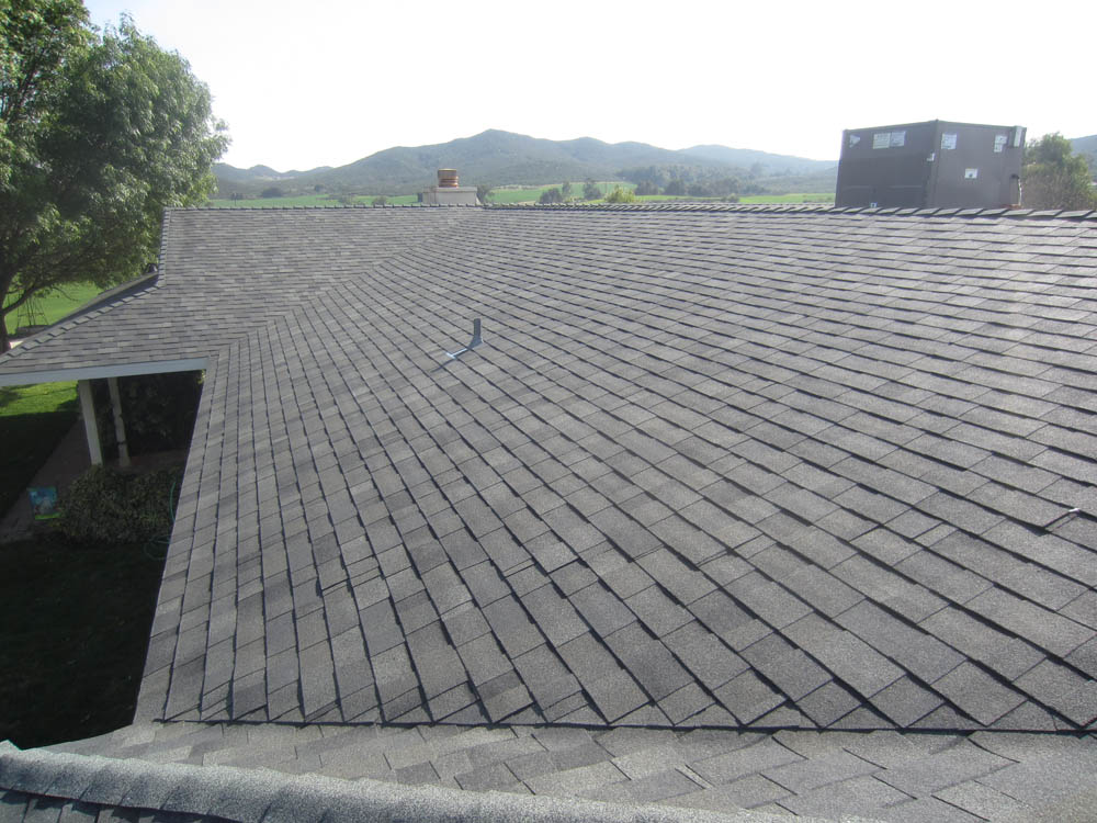 Freeman sons roofing composite shingle roof Composite roofing tiles