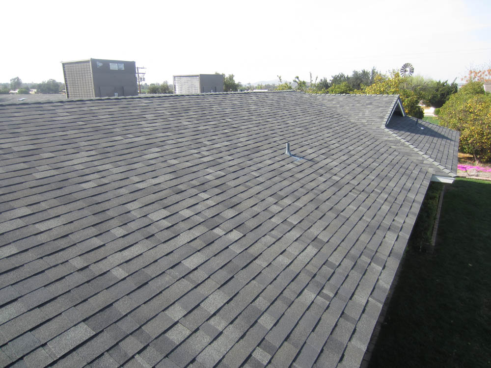 Freeman sons roofing composite shingle roof 19 Composite roofing tiles