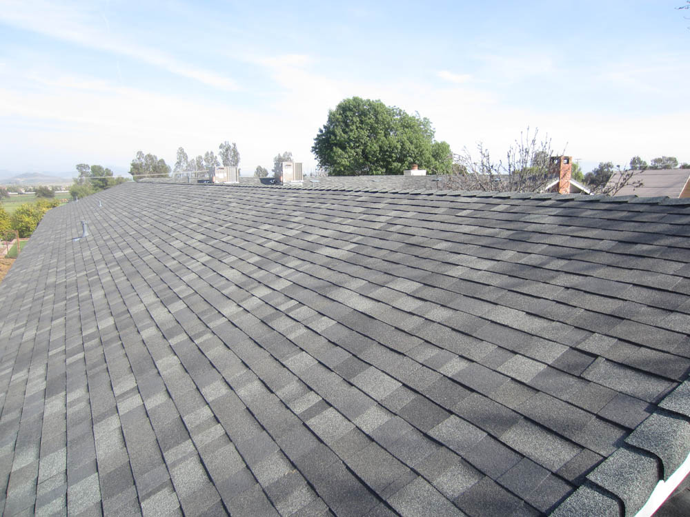 Freeman sons roofing composite shingle roof 17 Composite roofing tiles