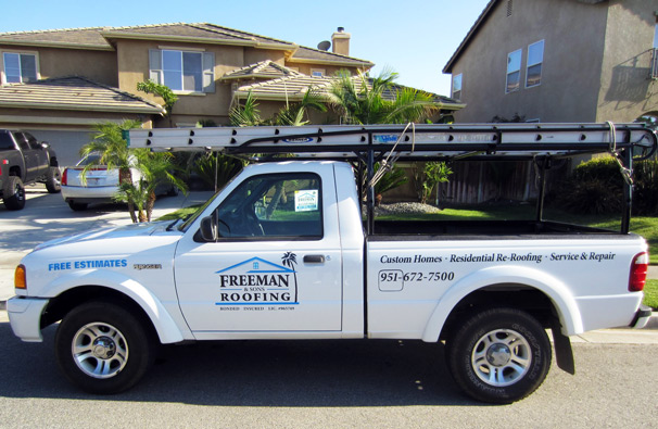Freeman & Sons Roofing - AboutUs